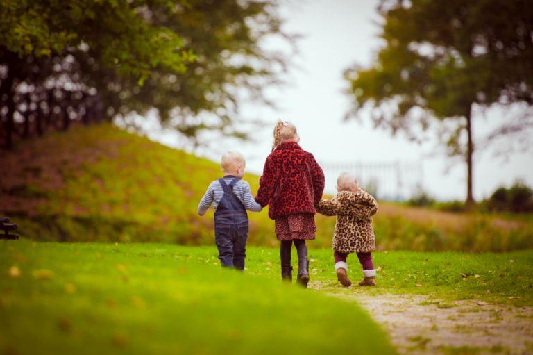Kinderportret Friesland door Nickie Fotografie.