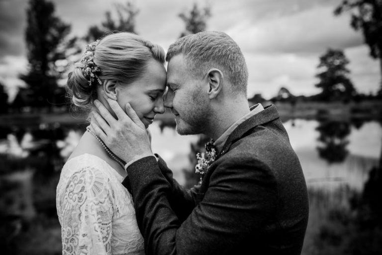 Bruidsreportage Friesland door trouwfotofraaf Nickie Fotografie uit Dokkum