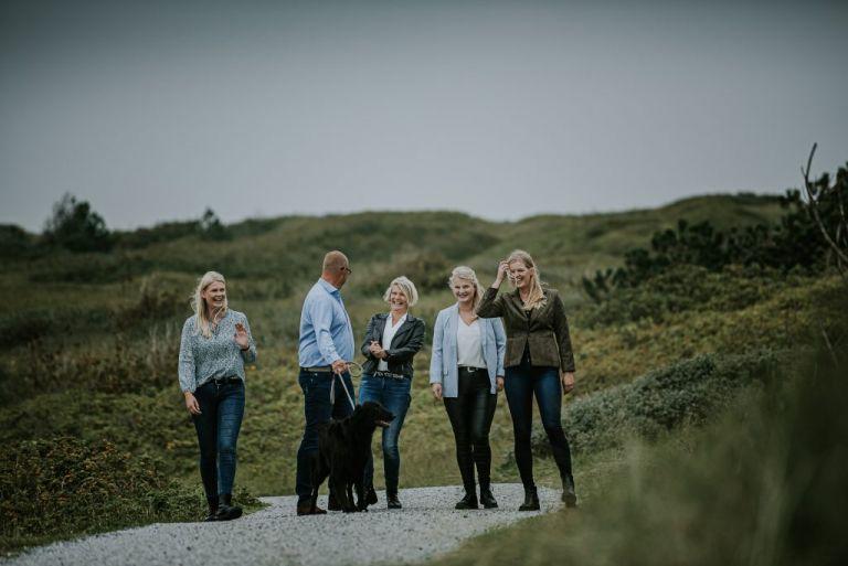 Fotoshoot Friesland, op Ameland door fotograaf Nickie Fotografie uit Dokkum