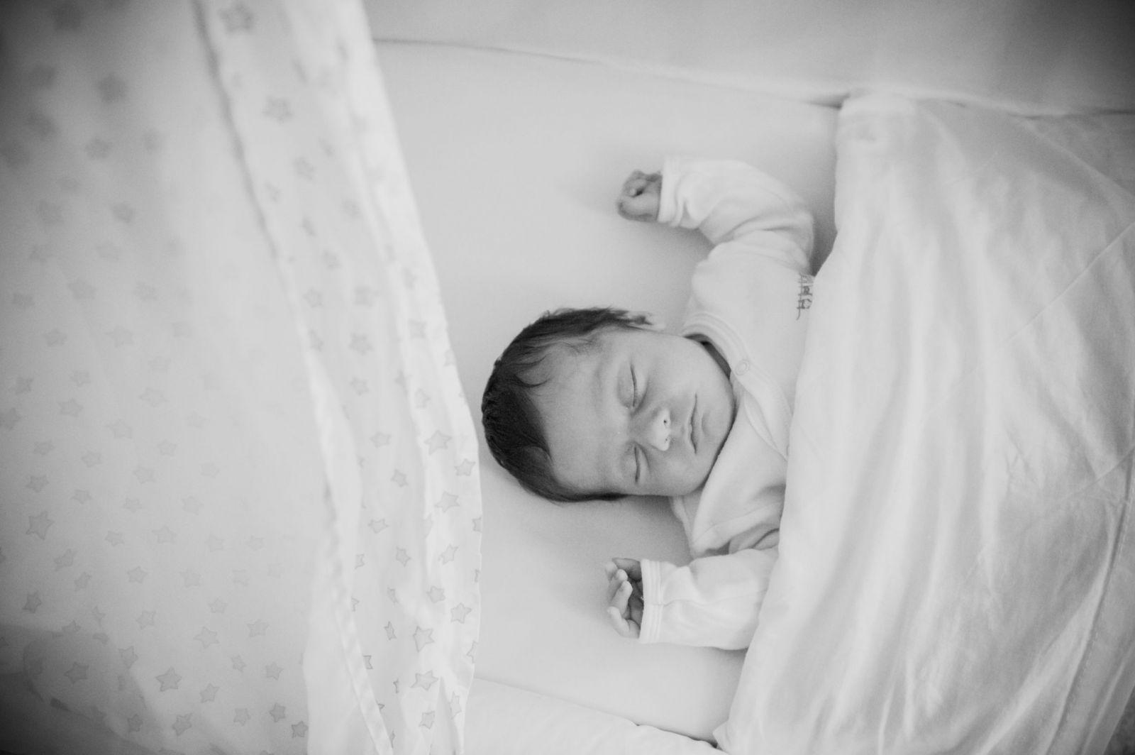 Newbornfotoshoot Friesland door fotograaf Nickie Fotografie uit Dokkum
