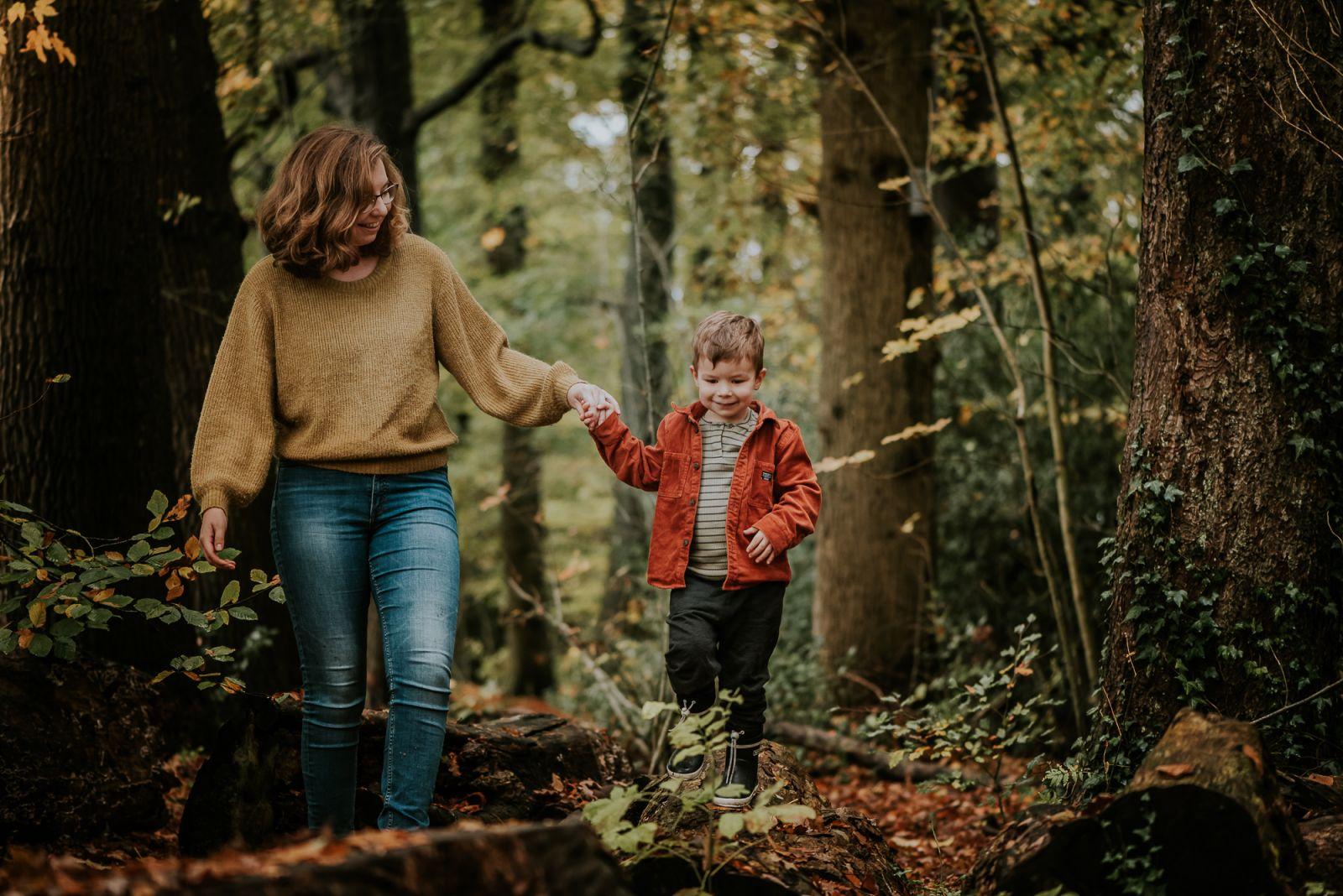Fotograaf Friesland, herfstshoot door Nickie Fotografie uit Dokkum