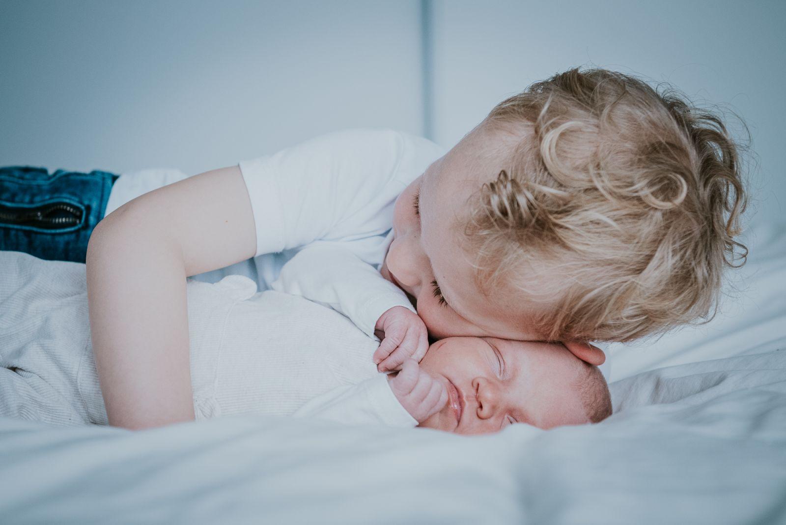 Babyfotografie Friesland, door fotograaf Nickie Fotografie uit Dokkum