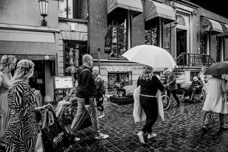Trouwen in Leeuwarden, bruidsfotografie door Nickie Fotografie uit Dokkum, Friesland